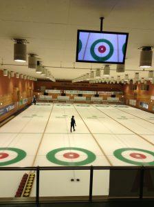 Dogin curling stadium